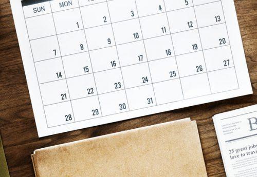 Печат на рекламни календари
